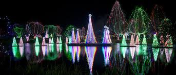 festival of lights lake jackson holiday lights in ohio ohio find it here