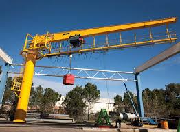 jib cranes for entrepose france and thiess australia