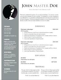 free resume templates docs resume templates docs 2017 resume builder resume