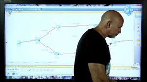 peek at my new routing course for the ccna this exerpt is about