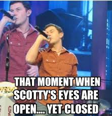 Scotty Meme - scotty memes on twitter i think scottymccreery is a wizard