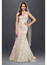 where to buy oleg cassini wedding dresses as is all lace trumpet wedding dress david s bridal