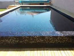 piscine en verre pâtes de verre noir métallique elena en promo à 49 u20ac90 ttc m