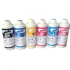 factory manufacture 1000 ml 4 color and 6 color italy quality dye