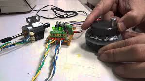 choosting between stepper motors or servo wiring diagram components