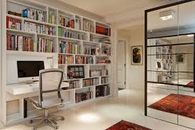 wall units built in desks and bookshelves bookshelf with desk built in ikea view in