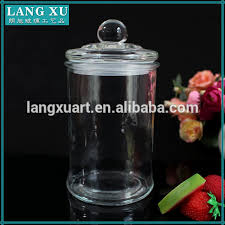 clear glass kitchen canister sets high quality clear glass kitchen canister set in different size
