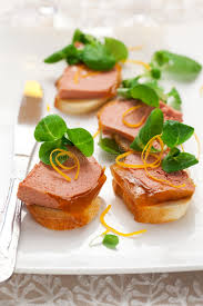 pate canapes canape with pate stock image image of rillette 22816813