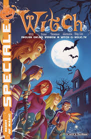 special issue halloween special 2007 w i t c h wiki fandom