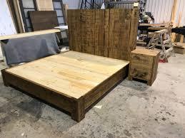 chambre à coucher rustique chambre à coucher pro pin le spécialiste du bois de pin