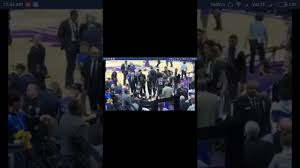 kevin durant and draymond green exchange heated words at warriors