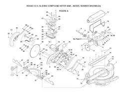 Ridgid Table Saw Parts Saw Parts Images Reverse Search