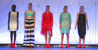 israeli designer danit peleg u0027s 3d printed fashion collection