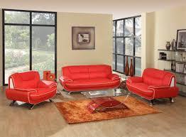 living room set red u2015 global united