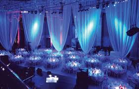 sheer curtains rentals from rose brand