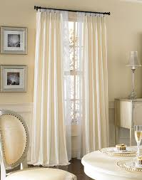 Brown And Ivory Curtains Picture Of Luurious Curtains At Home Stock Photo Window Surripui Net