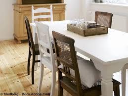 cuisine et salle à manger deco cuisine avec chaise salle a manger blanche frais table blanche