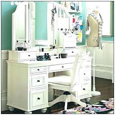 makeup desk with lighted mirror perfect makeup vanity table with