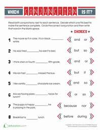 15 best for conjunctions images on pinterest language teaching