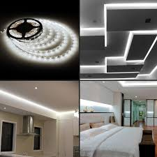 dc led strip lights amazonsmile le 16 4ft led flexible light strip 300 units smd 2835