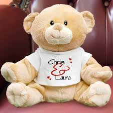 engraved teddy bears 29 best s day teddy bears images on