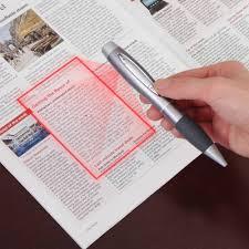 Interesting Gadgets The 55 Language Translating Scanner Hammacher Schlemmer