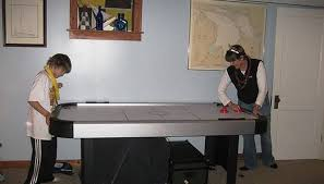 Halex Hockey Table How To Repair Air Hockey Tables Our Pastimes