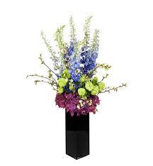 Blue Flower Vases Vases Design Ideas Tall Flower Vases Good Ideas Cheap Glass Vases