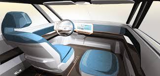 volkswagen van 2016 interior volkswagen budd e 2016 cartype