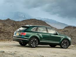 bentley green vvuzz first drive 2016 bentley bentayga
