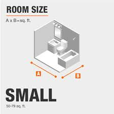 Bathroom Exhaust Fan Sidewall Broan 70 Cfm Through The Wall Exhaust Fan Ventilator 512m The