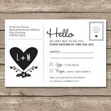 wordings wedding thank you postcard templates with postcard
