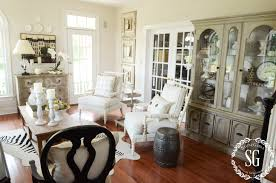 dining room hutch ideas 5 easy tips to style a hutch stonegable