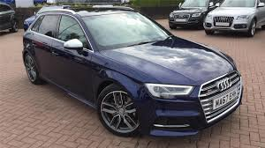 audi a3 s tronic for sale used 2017 audi a3 s3 tfsi quattro 5dr s tronic for sale in