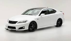 lexus is v8 ventross modifies their first model the lexus is f