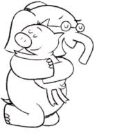 coloring pages elephant and piggie elephant gerald pigeon presents