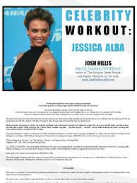 jessica alb a workout copyright infringement copyright