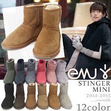emu australia s boots perenne rakuten global market emu stinger stinger mini 23 cm