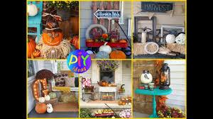 Fall Porch Decorating Ideas 40 Amazing Fall Porch Decorating Ideas Diy Outdoor Fall Decor