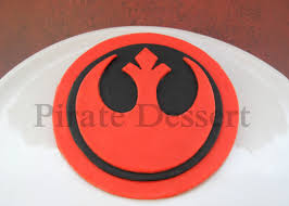 wars edible cake toppers wars edible cake topper rebel alliance logo wars