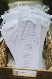 Church Wedding Programs Simple Elegant Black And Ivory Wedding Ceremony Program Satin