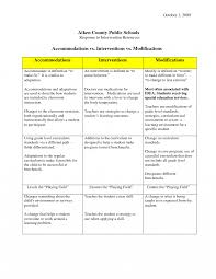checklists product differentiation checklist special education
