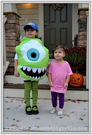 monsters inc costumes monsters inc costumes for s the