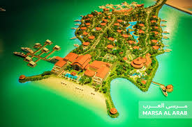 dubai launches new marsa al arab mega project across two islands complementing madinat jumeirah the development will include a mixed use convention centre capable of hosting large international conferences and festivals