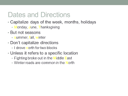 capitalization by montaha hawaitah using capital letters ppt