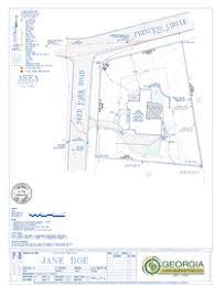 land survey report template survey exles land surveying