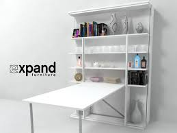italian revolving wall bed and table from expand furniture youtube