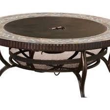 slate fire pit table walmart dover 30 round slate fire pit table backyard pinterest