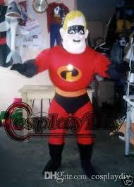 Custom Halloween Costume Custom Incredible Hero Mascot Costumes Halloween Costumes