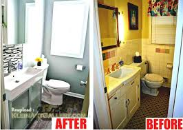 bathroom remodel ideas before and after small bathroom remodel before and after photos brightpulse us